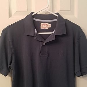 Brooks Brothers Navy Blue Polo Men's M